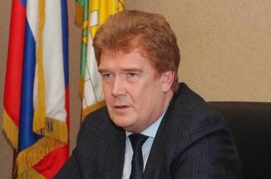 Депутаты Челябинска приняли отставку главы города Владимира Елистратова