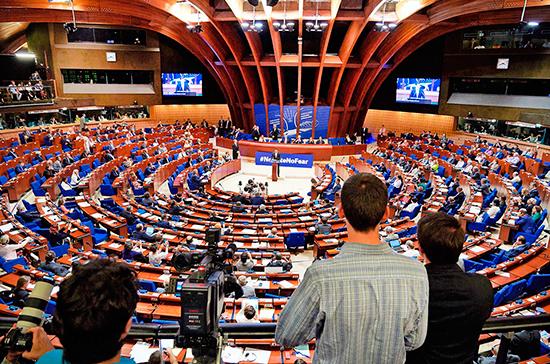 В ПАСЕ прокомментировали просьбу фонда по МН17 не возвращать Россию в ассамблею