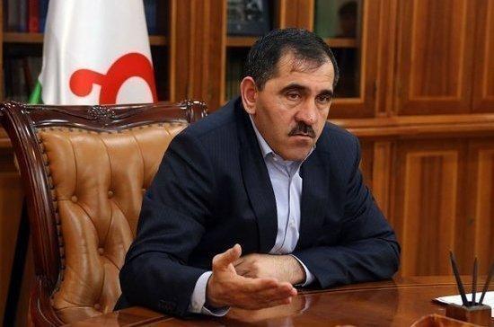 Евкуров намерен подать в отставку с поста главы Ингушетии