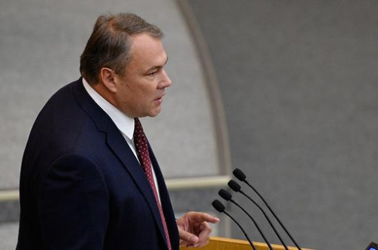 Толстой: на Форум «Развитие парламентаризма» приедут представители КНДР и Южной Кореи