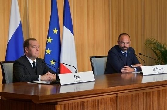Франция рассказала о возможности отмены санкций против России