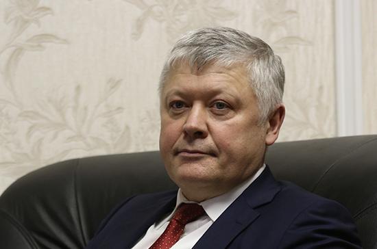 Пискарев отметил важность проекта о порядке выплаты компенсаций полицейским