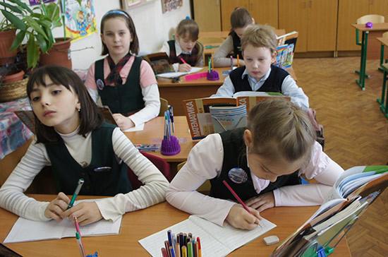 Комитет Совфеда поддержал проект, разрешающий студентам работать в школе