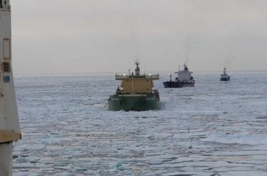 Порт Диксон в Красноярском крае открыли для иностранных судов