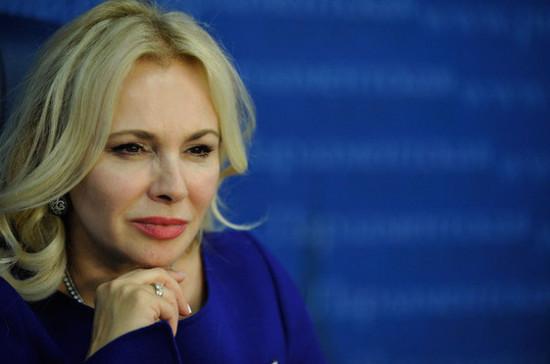 Ковитиди предложила разработать систему поддержки российских миротворцев