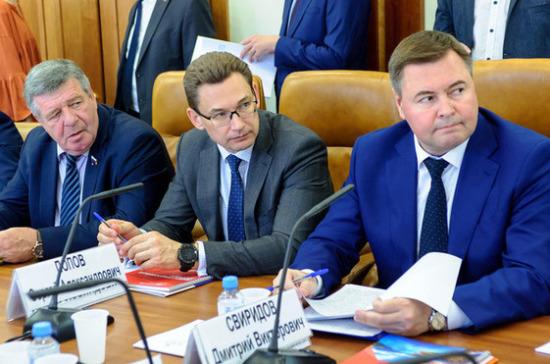 Дмитрий Свиридов: Красноярский край станет опорным регионом Сибири