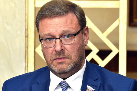 Косачев оценил избрание главы МИД Хорватии новым генсеком ПАСЕ