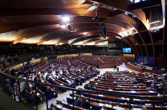 В ПАСЕ внесли поправки к проекту резолюции, отменяющие возвращение России