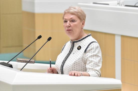 Васильева заверила, что персональные данные учеников не выходят за пределы школы
