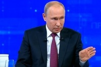 Владимир Путин ответил на вопрос о выборе преемника