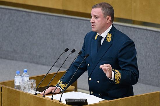 Глава Рослесхоза подал в отставку