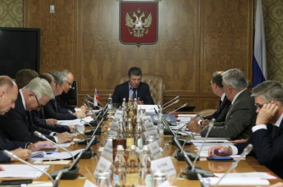 В Москве обсудили подготовку к GMIS-2019