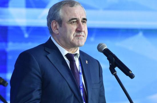 Вице-спикер Госдумы Сергей Неверов встретился с делегацией Национального собрания Армении