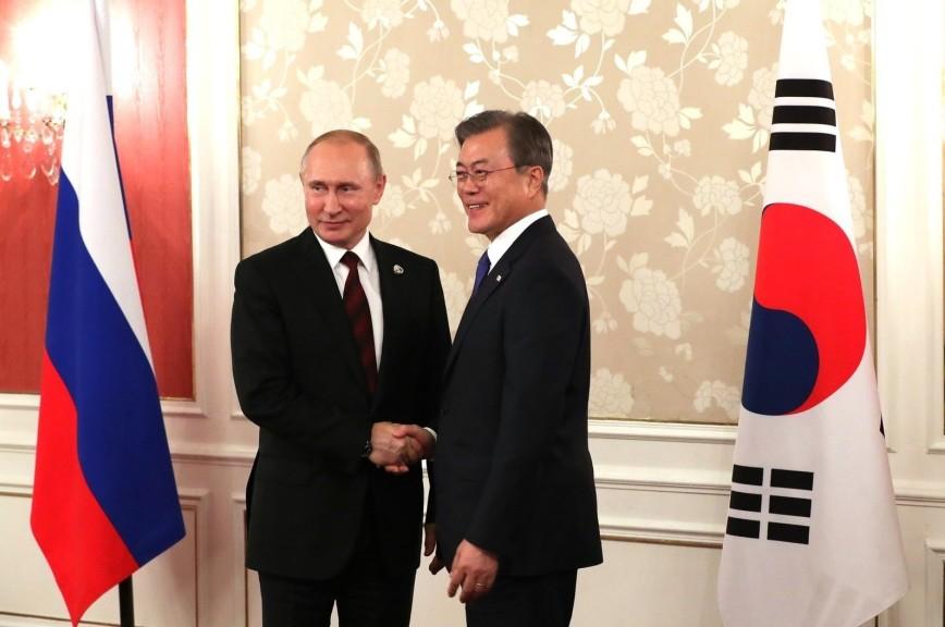 Сеул признал позитивную роль Москвы в урегулировании на Корейском полуострове