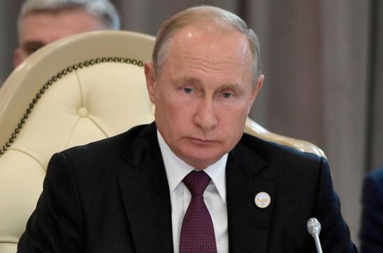 Путин поручил Шойгу подключить армию к борьбе с паводком в Иркутской области