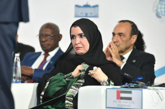 Глава парламента ОАЭ заявила о важности совместной борьбы с информационными войнами