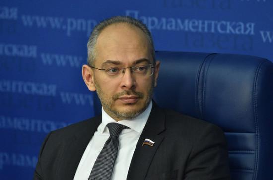 Николаев: повестка устойчивого развития должна быть фундаментом международных отношений
