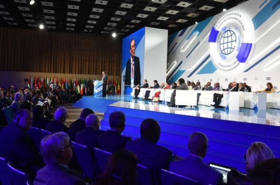 Спикеры парламентов Сомали и Ганы поблагодарили Россию за поддержку их стран