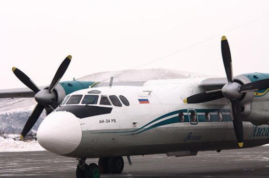 Ан-24 — старый, но заменить его пока нечем