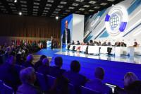 Спикер Нацсобрания Габона назвал Путина другом республики