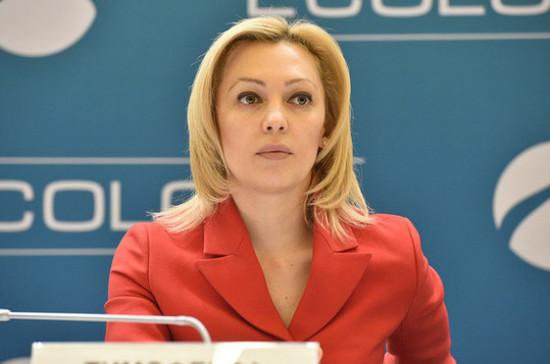 На почтовиках России лежит большая социальная нагрузка, заявила Тимофеева
