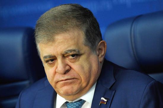 Джабаров прокомментировал резолюцию ОБСЕ по Крыму