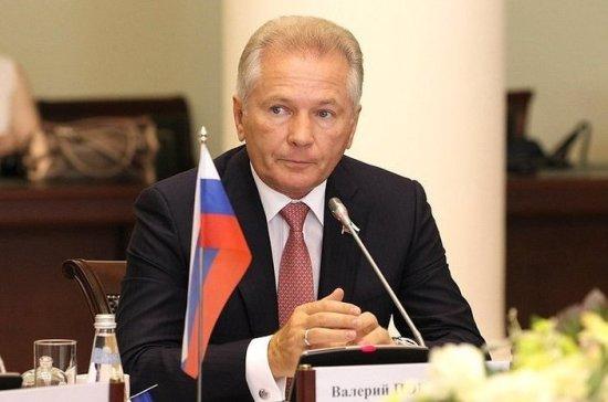 В  Совфеде заявили о важности межпарламентских обменов России и Германии