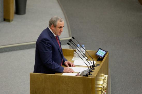 Неверов призвал уделить особое внимание поддержке экспорта высокотехнологичной продукции