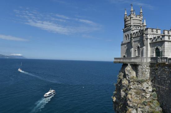 В Крыму увеличилось число нарушений пограничного режима в море