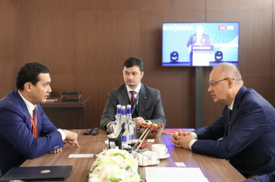 GMIS 2019: Россия и Узбекистан активизируют сотрудничество