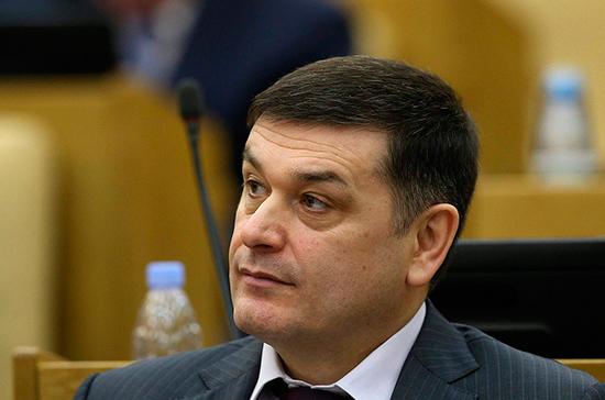 Шхагошев: заявление Госдумы по Грузии определило риторику Зурабишвили