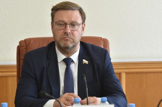 Косачев прокомментировал призыв из Германии к сносу памятника под Прохоровкой