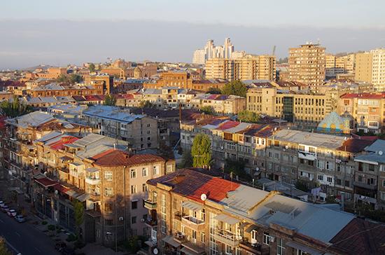 В Ереване возникли проблемы с электроснабжением