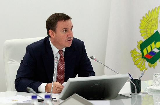 Главу Минсельхоза пригласят выступить в Совете Федерации