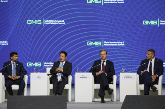 Владимир Путин: научно-технологическим программам помогут компании с государственным участием