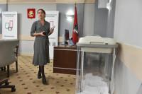 В Мосгордуме протестировали систему электронного голосования