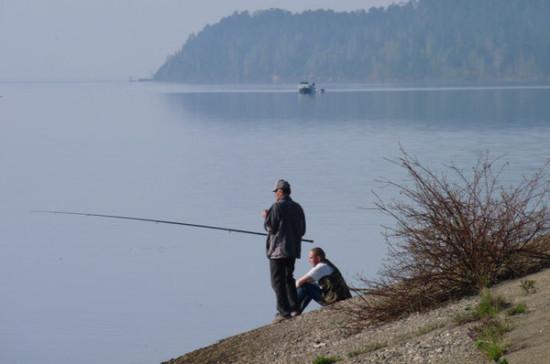 В России празднуют День рыбака
