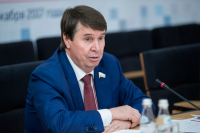 В Совфеде отреагировали на угрозы Украины «снести» Крымский мост