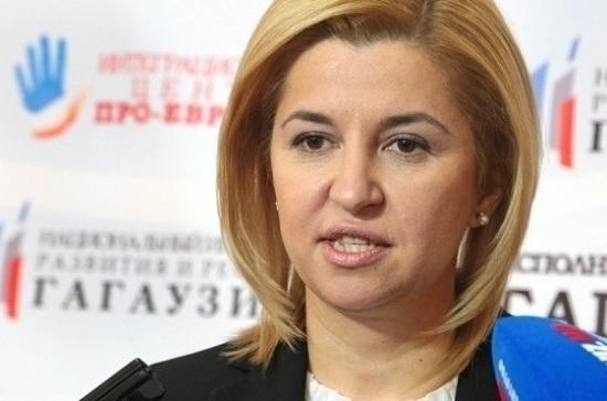 Инаугурация главы Гагаузии Влах пройдёт 19 июля