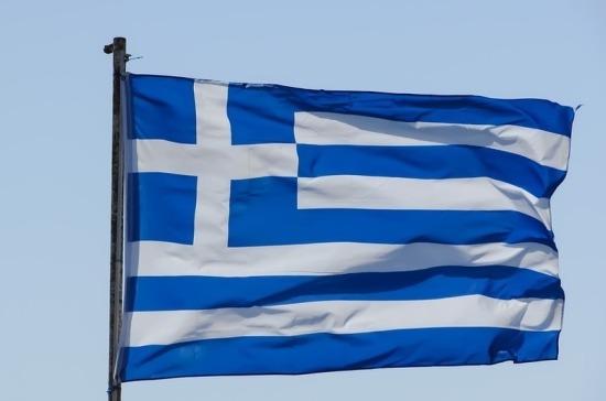 Парламент Греции принёс присягу