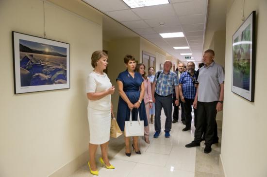 Гигель рассказала о работе над законопроектом об охране Телецкого озера