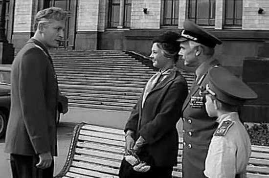 Фильму «Офицеры» исполнилось почти полвека