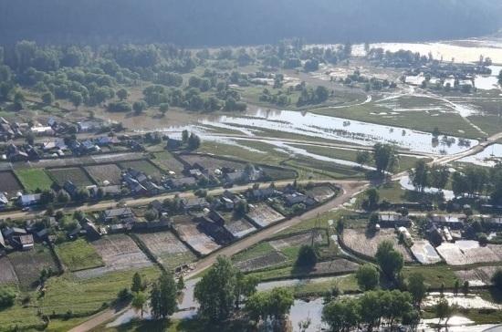 Пенсии за август гражданам Иркутской области, пострадавшим от наводнения, выплатят до 3 августа