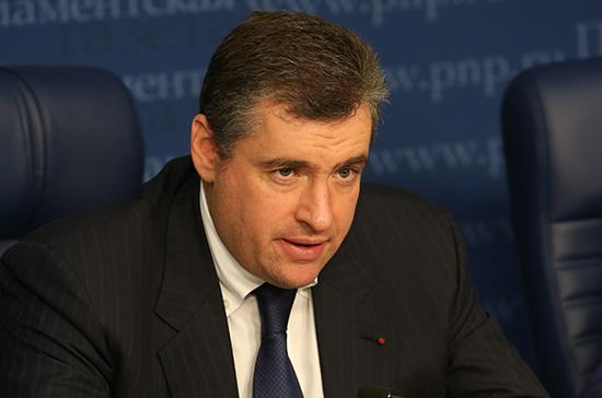 Слуцкий: ситуация с танкером показала, что Украина не готова к нормализации отношений с Россией