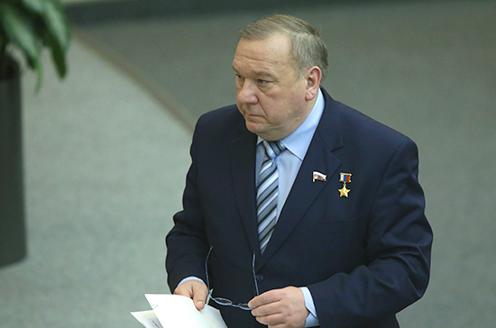 Шаманов рассказал о наиболее важных законопроектах весенней сессии
