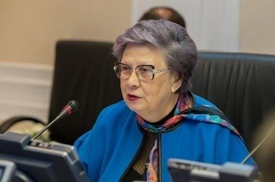 Горячева: проект о государственном контроле могут внести в Госдуму во втором полугодии 2019 года