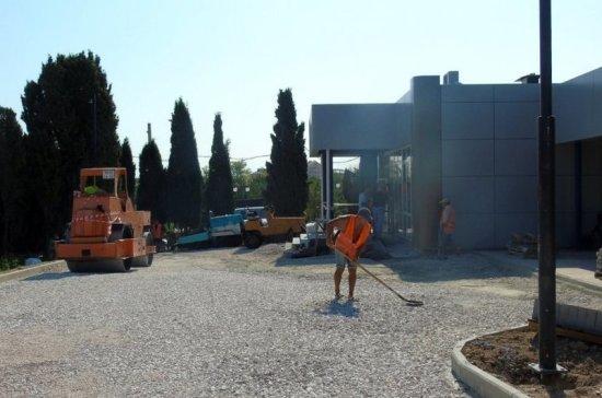 Второй этап реконструкции Парка Победы в Севастополе закончат в августе