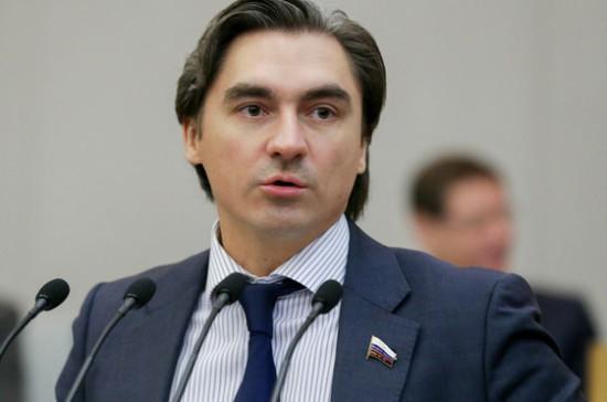 Свинцов рассказал о преимуществах электронных паспортов