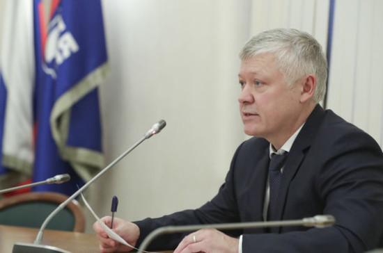 Пискарёв: законопроект о пожарной безопасности в ТРЦ рассмотрят в осеннюю сессию