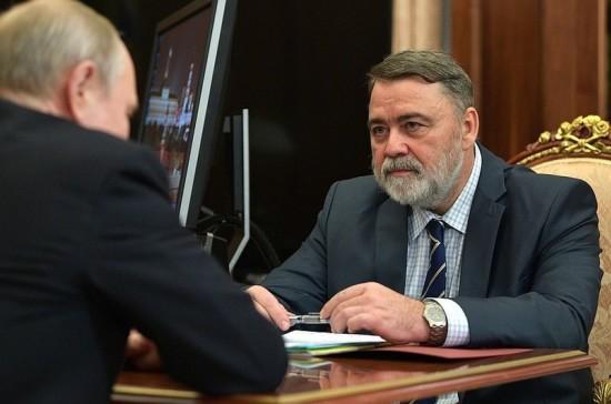 Глава ФАС предложил объединить нацпроекты с указом о развитии конкуренции